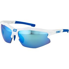 Bliz Hybrid M12 Brille weiß